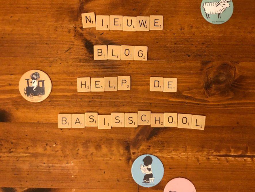 Help, naar de basisschool!