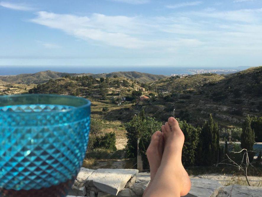 Op vakantie zonder mijn gezin