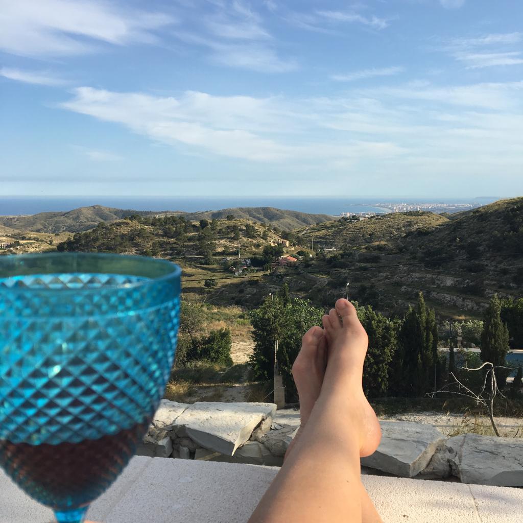 Blog 21 Vakantie zonder mijn gezin