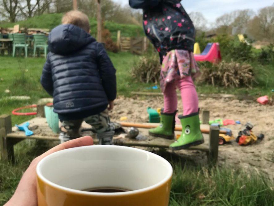 Kids, Selfcare & Corona